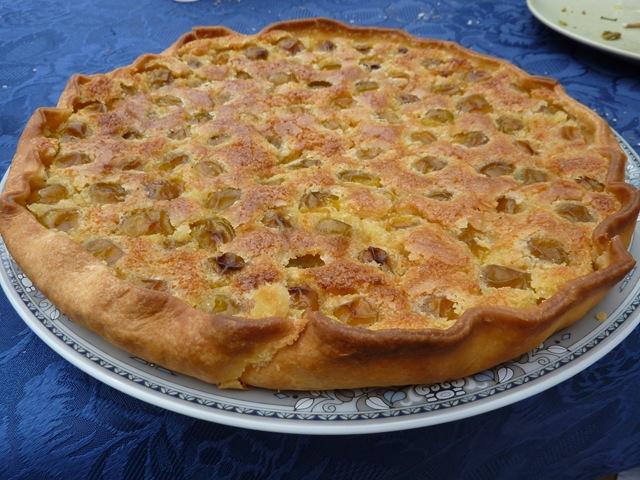 tarte amandine aux mirabelles