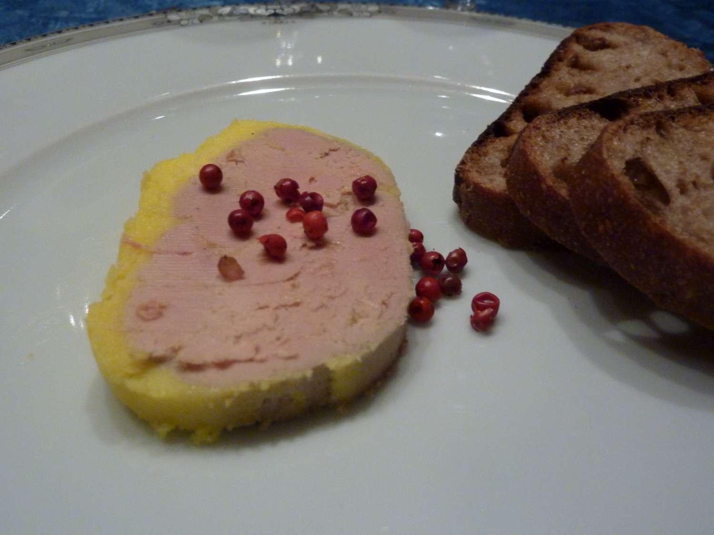 recette foie gras au torchon la cuisine de martine. Black Bedroom Furniture Sets. Home Design Ideas