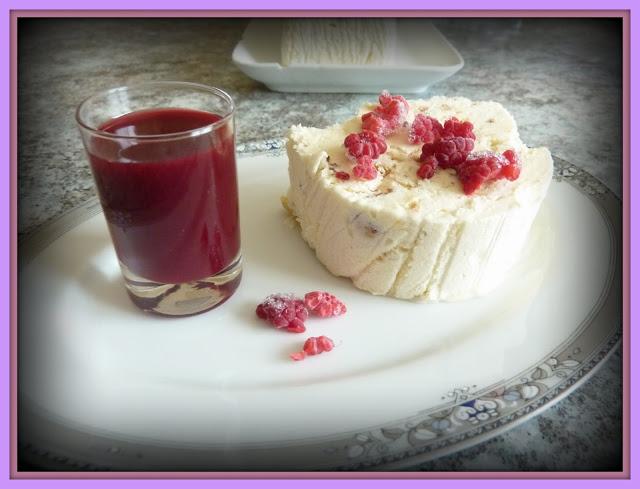 recette nougat glac233 et fruits rouges la cuisine de